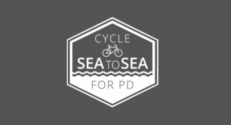 Cycling Cross Country for Parkinson's Disease