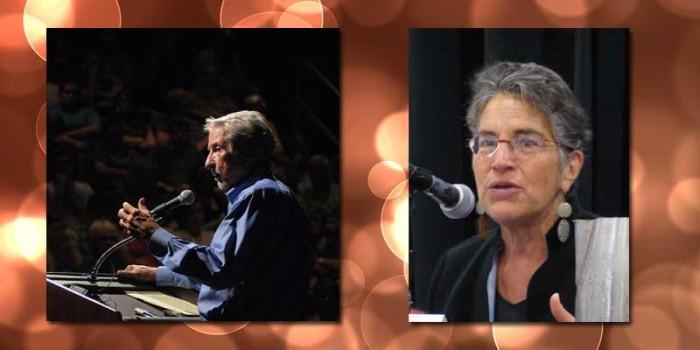 Hemispheres: Phyllis Bennis and Tom Hayden