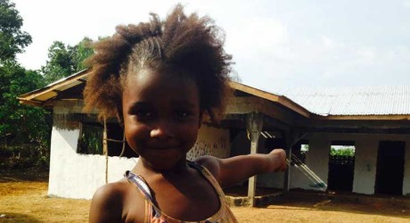 Helping Young Women Survivors of War in Liberia