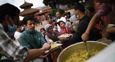 Boulder to Nepal: Helping after the earthquake
