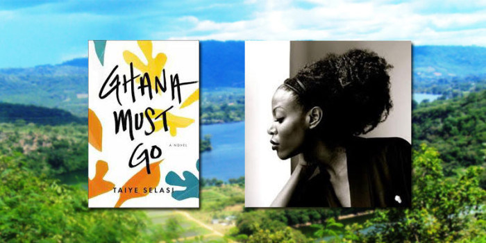 "Booktalk: Afropolitan Taiye Selasi, author of ""Ghana Must Go"""