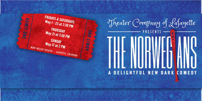 """The Norwegians"" premiers at the Theater Company of Lafayette"