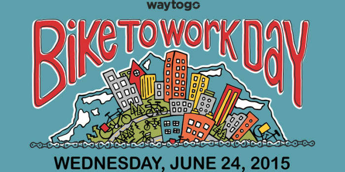 Bike to Work Day: June 24th, 2015