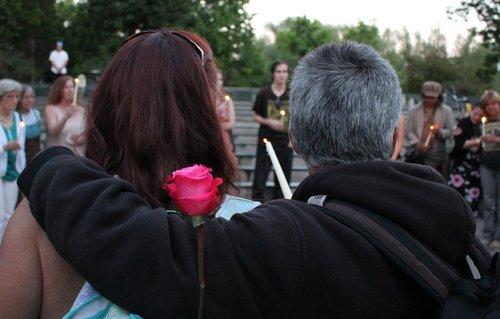 Boulder Activist Remembered at Bandshell Memorial