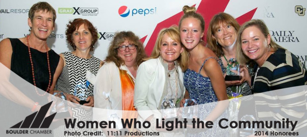 Dot Org: Women Who Light The Community
