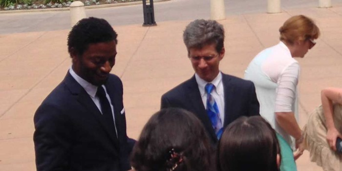 Boulder Coalition and Alliance on Race Support Racial Activist in Court Appearance