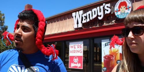 Wendy's Restaurants Pressured to Sign Fair Food Agreement Again