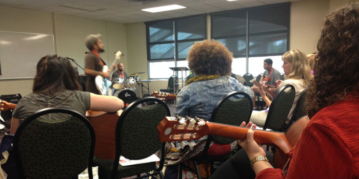 Teaching Music in Public Schools through Rock and Roll