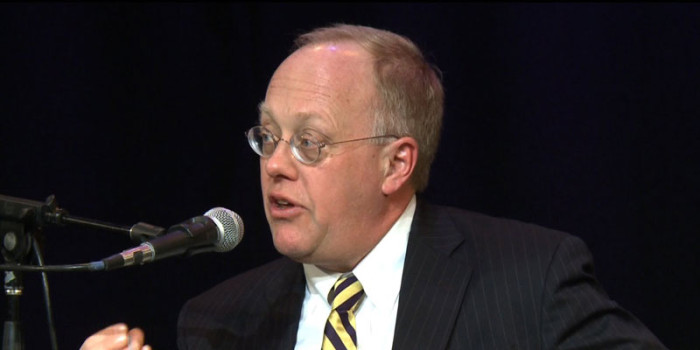 Chris Hedges: Wages of Rebellion: The Moral Imperative of Revolt
