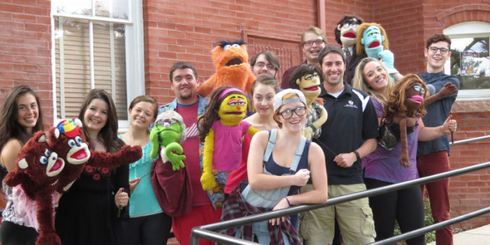 CenterStage Theater Presents Avenue Q