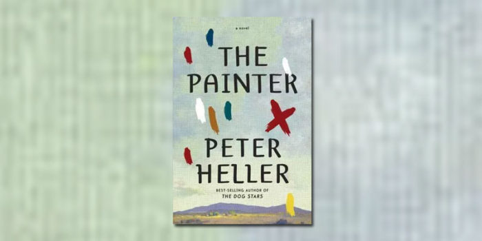 "Radio Bookclub: Peter Heller's ""The Painter"""