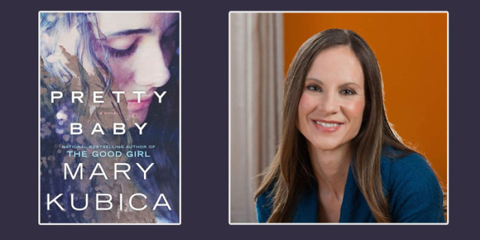"Booktalk: Suspense writer Mary Kubica, author of ""Pretty Baby"""