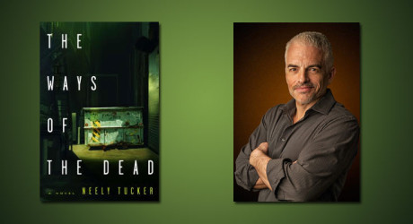 "Booktalk: Mystery writer Neely Tucker: ""The Ways Of The Dead"""