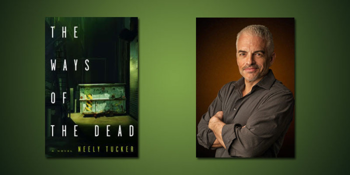 "Booktalk:  Mystery writer Neely Tucker: ""The Ways Of The Dead"""