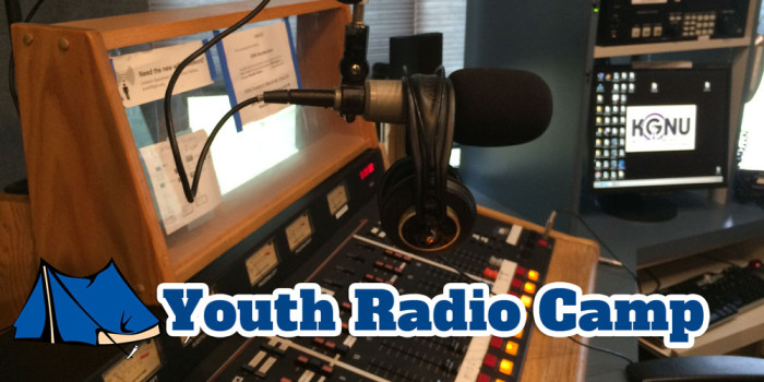 KGNU 2015 Youth Radio Camp