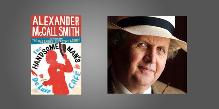 Booktalk: Scottish Author Alexander McCall Smith & The No. 1 Ladies' Detective Agency