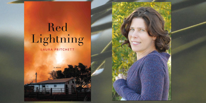 "Radio Book Club:  Laura Pritchett and ""Red Lightning"""