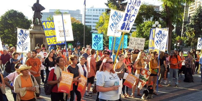 Denver Joins People's Climate Movement National Day of Action
