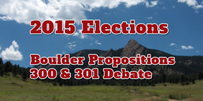 Debate: Proposition 300 and Proposition 301