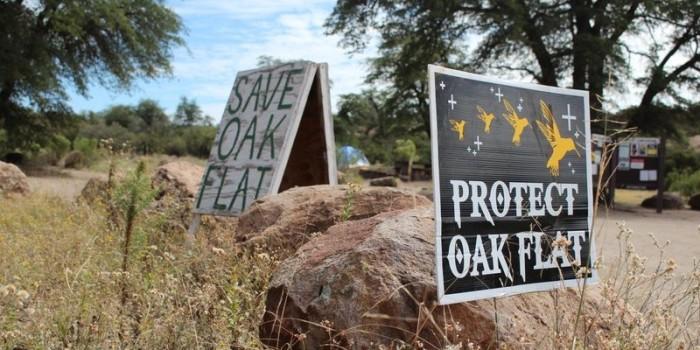 Update on the Oak Flat Occupation