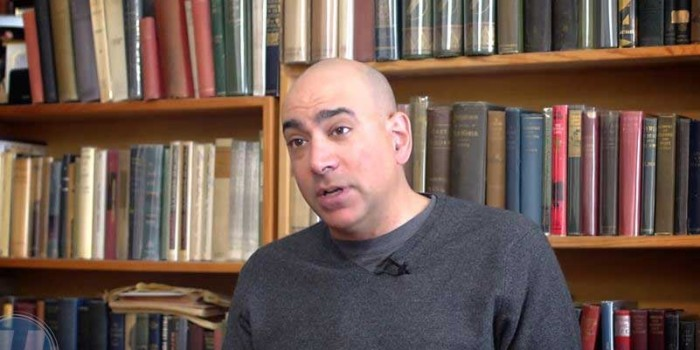 Ali Abunimah speaks with David Barsamian on Gaza