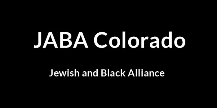 Dot Org: Jewish and Black Alliance