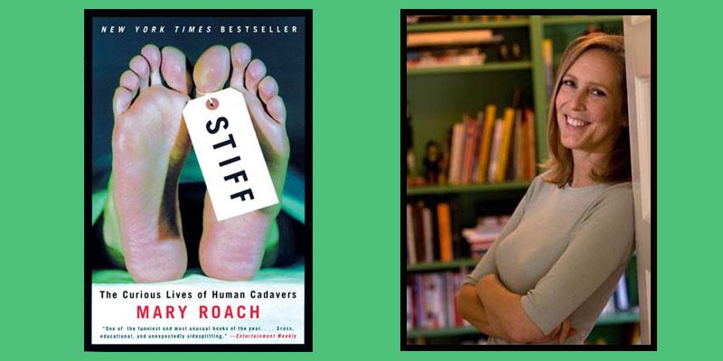 """Mary Roach """"Stiff"""""""