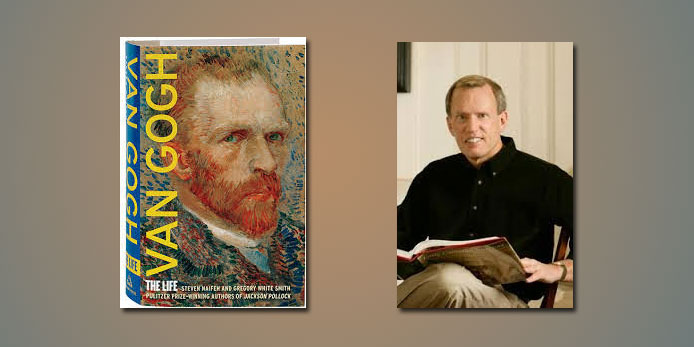 "Booktalk: Gregory White Smith, co-author of ""Van Gogh: The Life"""
