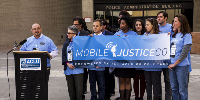 ACLU of Colorado Latest State to Unveil Mobile Justice App