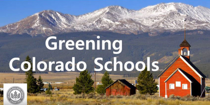 Green Building Techniques in Colorado Schools
