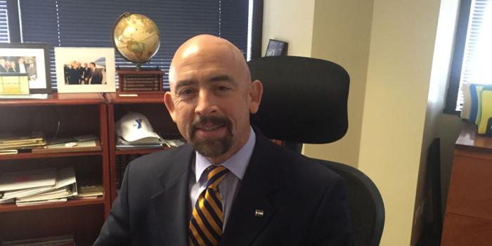 Lt. Governor Joe Garcia Stepping Down