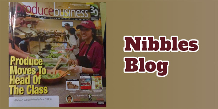 Nibbles Blog – Finding vegetable innovation in an unlikely place: the American college cafeteria