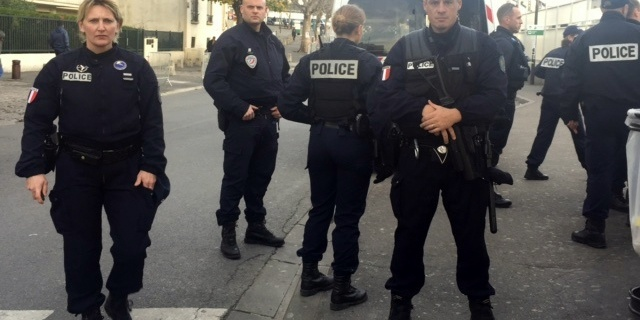 Police Attack KGNU Reporters in Paris