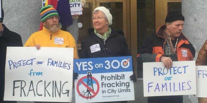 State's Highest Court Hears Fracking Cases