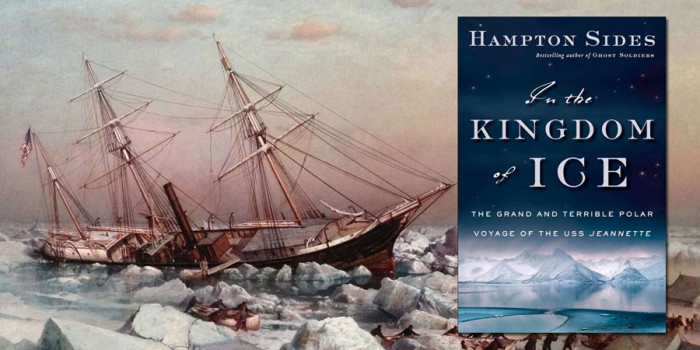 Radio Book Club – Hampton Sides: In The Kingdom of Ice