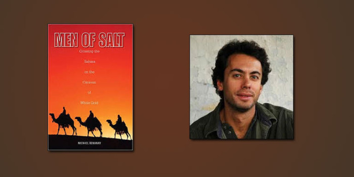 "Booktalk: Author of ""Men of Salt,"" Michael Benanav"
