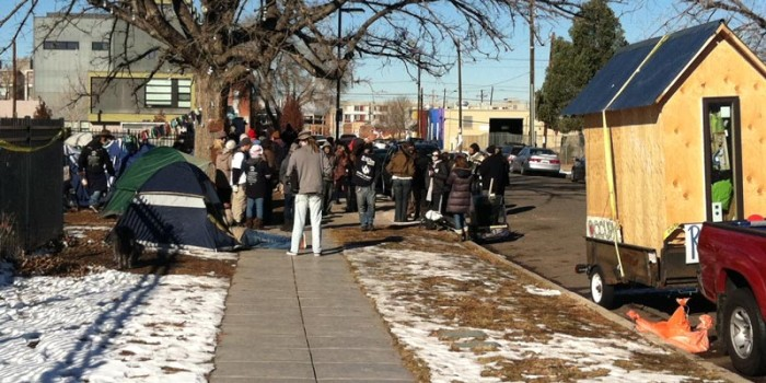 Resurrection Village: Working to create a self-managed community of houseless people in Denver