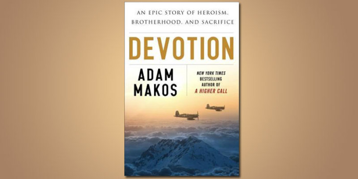 "Adam Makos: ""Devotion""- U.S. Navy's First Black Carrier Pilot"
