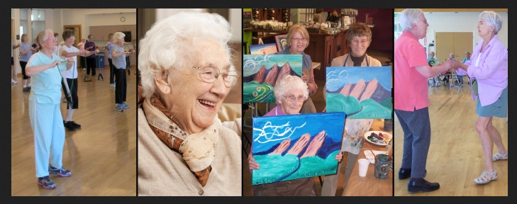 Dot Org: Boulder Seniors Foundation