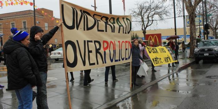 96 Hours of Direct Action:  Oaklanders Shut Down McDonald's Restaurant