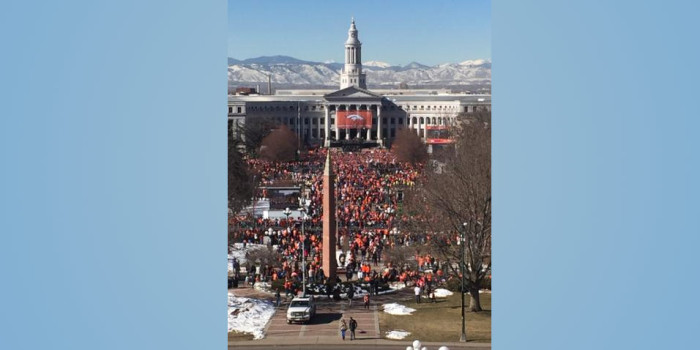 Capitol Coverage: Super Bowl Parade