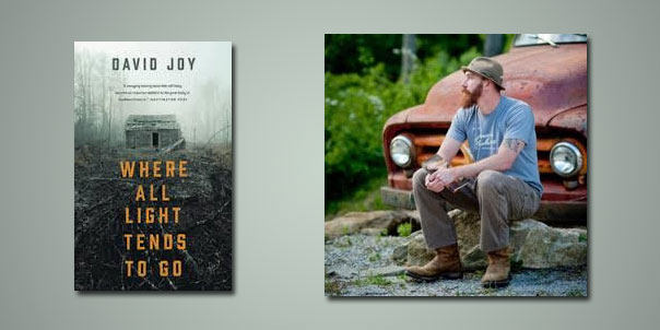 "Booktalk: Debut Novelist David Joy, ""Where All Light Tends To Go"""