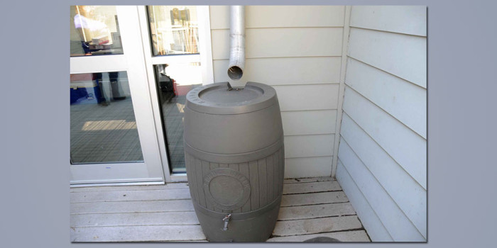 Rain Barrel Bill Advances