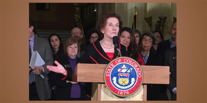Hickenlooper nominates Donna Lynne as new Lt. Governor