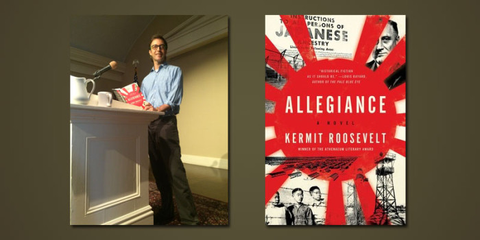 "Booktalk:  Constitutional Law Professor Kermit Roosevelt, author of ""Allegiance"""