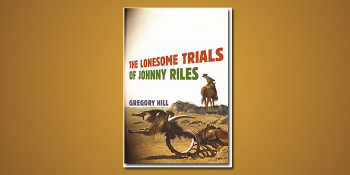 "Radio Book Club: Gregory Hill and ""The Lonesome Trials of Johnny Riles"""