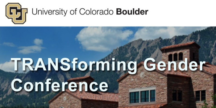 OutSources: Voices from the 2017 TRANSforming Gender Conference