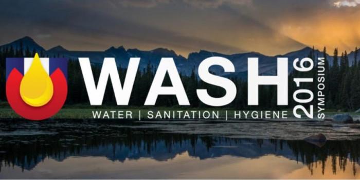 WASH Symposium at CU Boulder