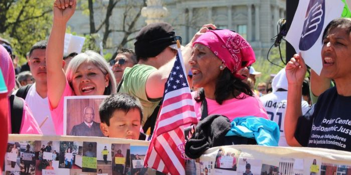 Immigrant Rights Supporters Count Monday as a Win