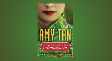 """Author Amy Tan and """"The Valley of Amazement"""""""